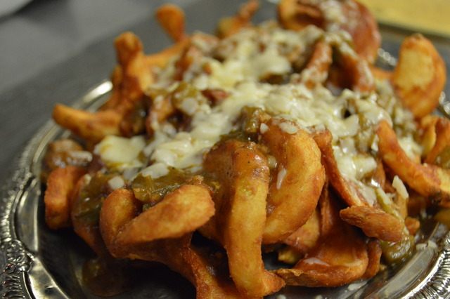 Gumbo Fries (appetizer)