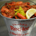 "Fresh Crawfish Boil (appetizer portion) - <p>Seasonal (available ""approx"" Feb-May)</p>"
