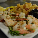 Butter/Garlic Grilled Shrimp Dinner - <p>Spicy or Scampi style... appetizer portion also available</p>