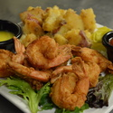 Fried Shrimp dinner - <p>Appetizer portion is also available</p>