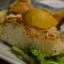Sauteed Chilean Sea Bass - <p>Special only</p>